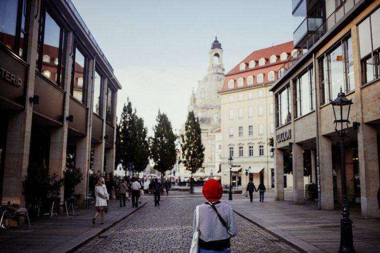 Busem do pracy w Niemczech